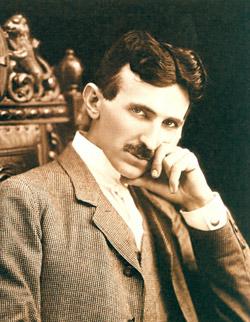 Odhalil Nikola Tesla volnou energii?