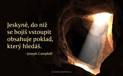 Jeskyně strachu