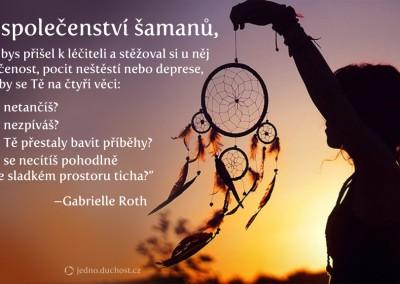 Léčitelství šamanů