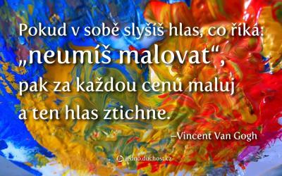 Gogh – hlas nedůvěry