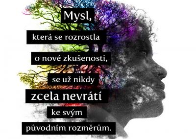 Mysl, která roste…