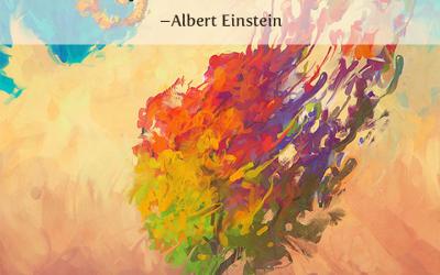 Einstein o míru