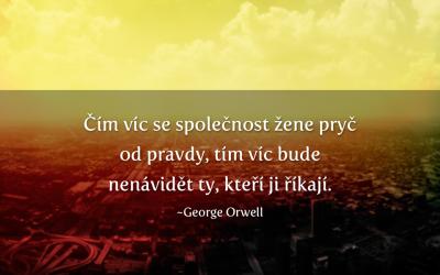 Orwell: Společnost a Pravda