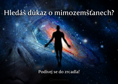 Hledáš mimozemšťany?