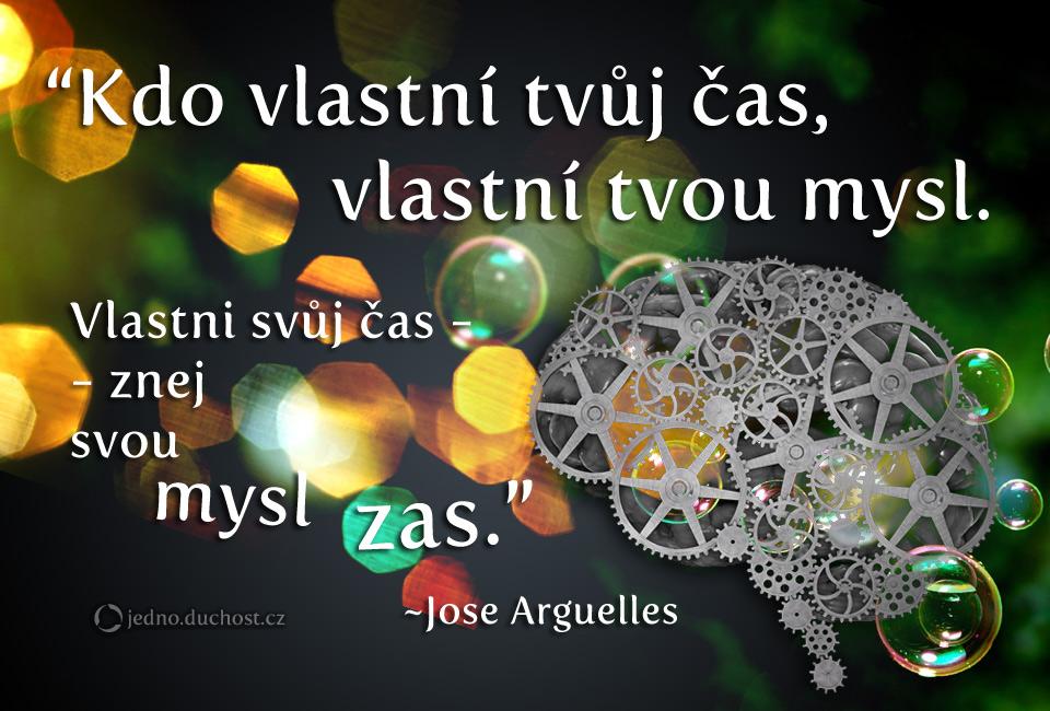 Kdo vlastní Tvou mysl