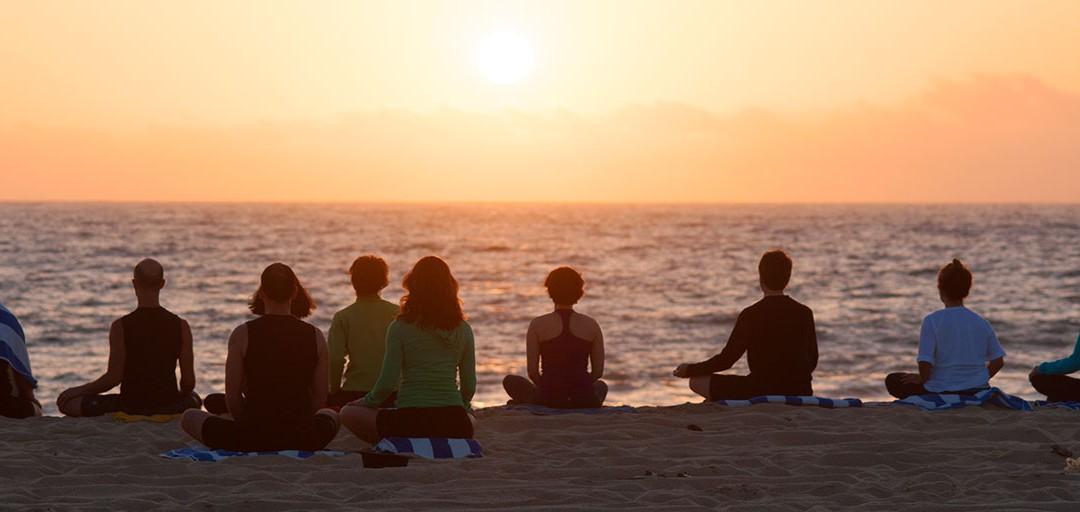 Jak skupinové meditace mění svět